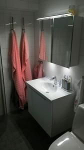 Renovering av kakel och klinker i badrum